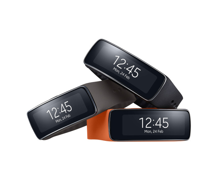 Samsung Gear Fit_group